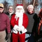 Who's that Santa??